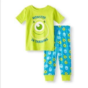 SALE 4/$30 NWT Disney Pajamas Monsters INC